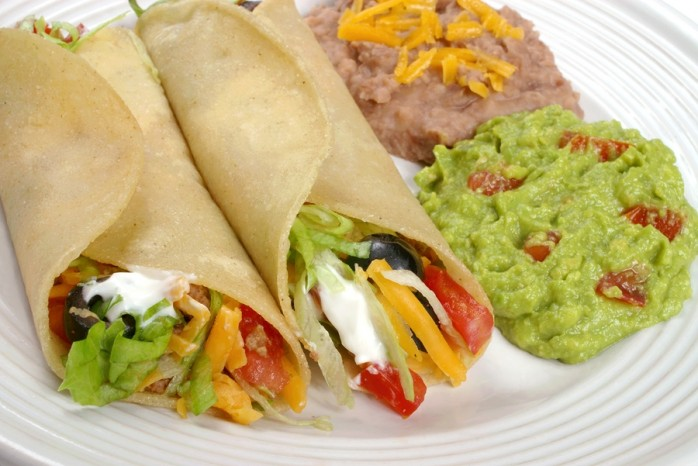 Post image for Quick & Delicious Weeknight Black Bean Tacos