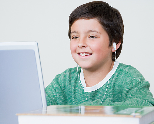 Monitor your child's time and activity online.